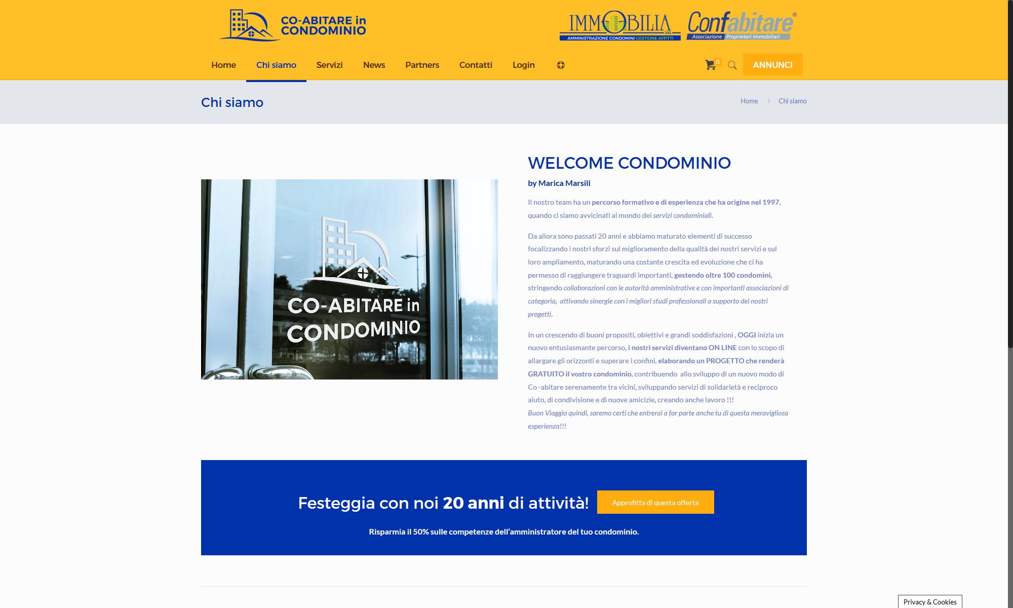 Annunci creazione siti web for Miglior sito web di piani casa